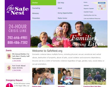 Safenest's Homepage